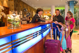Families welcome at Club Monte Anfi