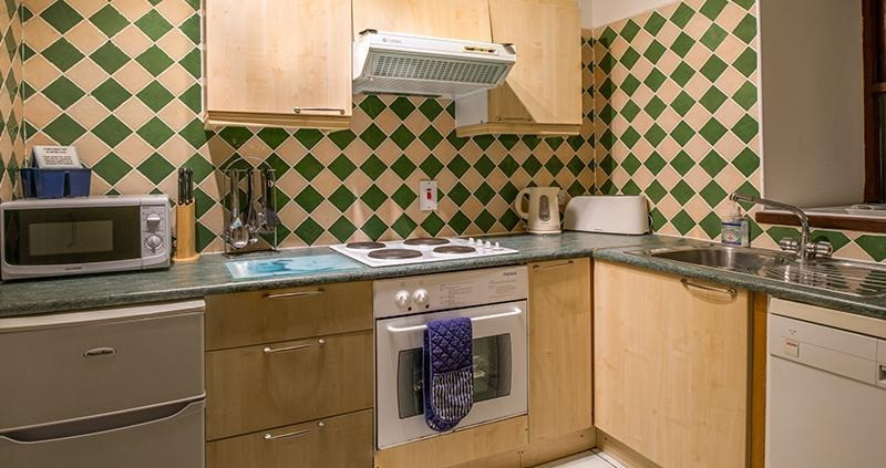 Knocktopher Abbey kitchen