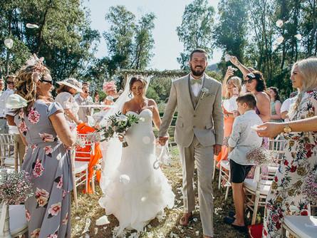 Jess & Eric - Cortijo Rosa Blanca