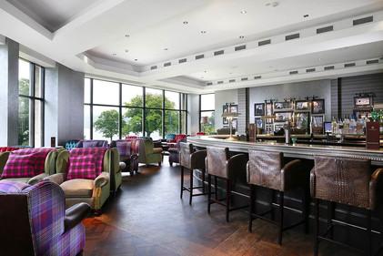 Cameron House lounge bar