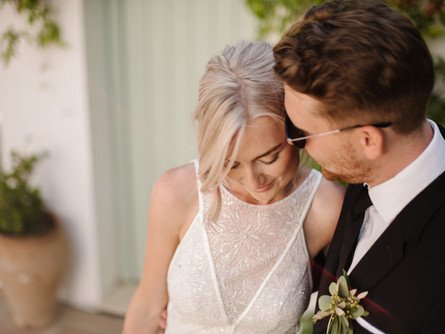 Cool Couples say their I Do's at the Cortijo Rosa Blanca