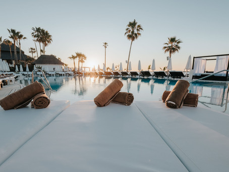 The best beach clubs in Marbella  and the Costa del Sol