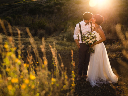 An Intimate Occasion - Jade & Phillip - Cortijo Rosa Blanca