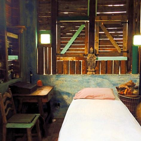 Rustic accommodation
