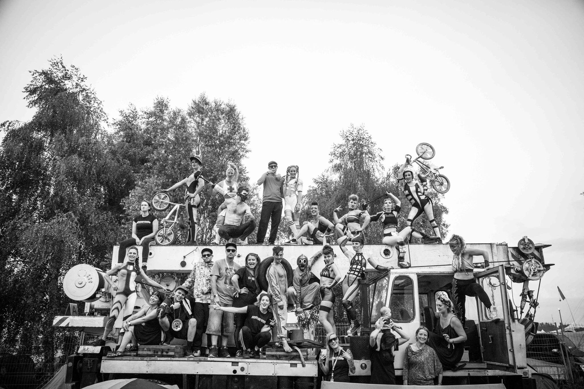 Bassline Team Fusion 2016