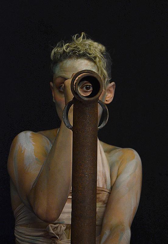 Avital Hannah - Photo by Evy Wurm