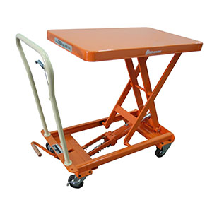 Bishamon Lift Table Truck