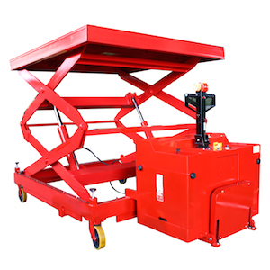 Special Lift Table Truck