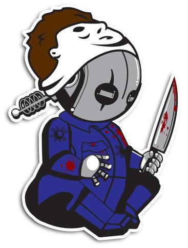 Kree Myers Sticker
