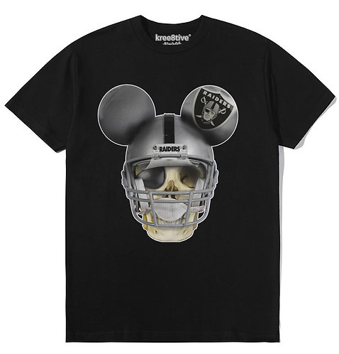 Mickey Mouse Raiders Helmet
