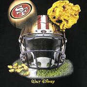 Disney San Francisco 49ers
