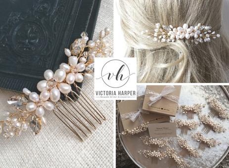 Victoria Harper Bridal Accessories