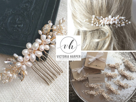 Victoria Harper Bridal Accessories