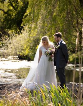 Our bride Harriet's wedding story