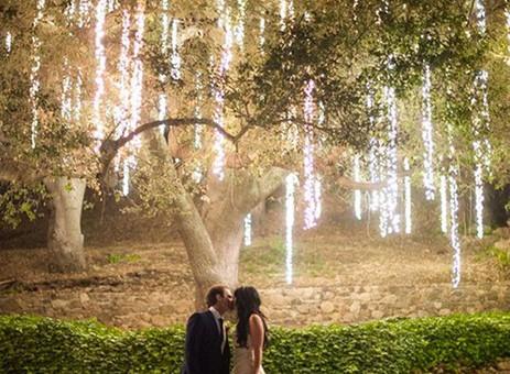 Planning an outdoor wedding?