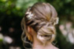 Victoria Harper hair vine