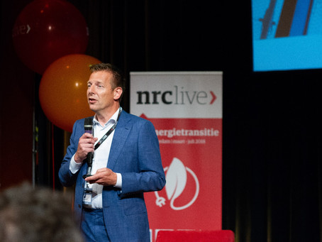 NRC Live 2018: The Business Case side of Energy Saving Solutions