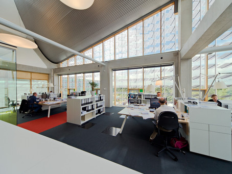 Summer is heating up, but your office building shouldn't be