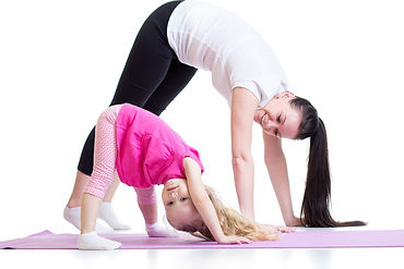 Mother and child daughter make fitness exercises.jpg