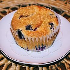 Gluten Sensitive Blueberry Muffin