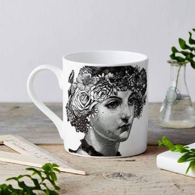 The Flower Lady China Mug.jpg