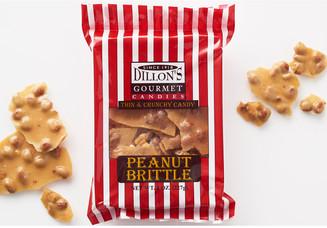 Peanut & Pecan Brittles