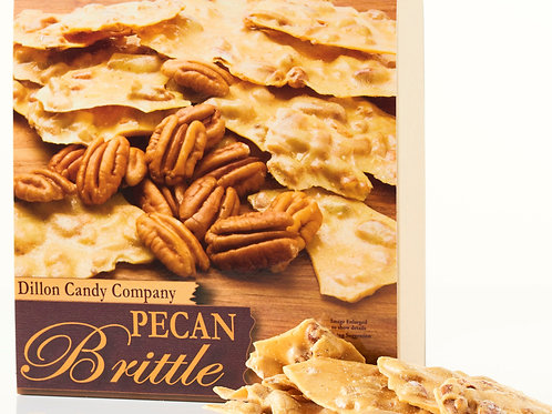 6 oz Box of Pecan Brittle (12 / Count) NEW SIZE