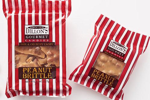 Brittle, Peanut, Trays