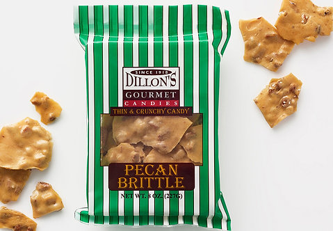 8 oz Pecan Brittle Trays (Box of 6) *Shipping Included