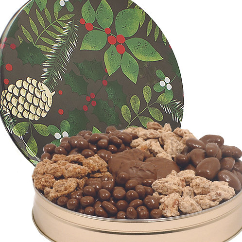 Gift Sampler, Tin, Pine, 27 oz, 6 ct