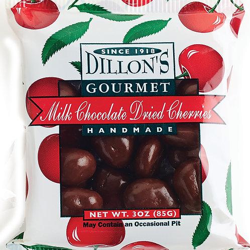 Chocolate, Milk, Cherry, 3oz tray