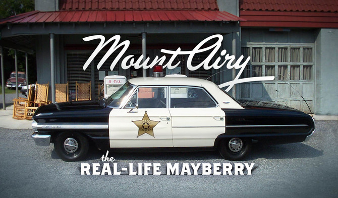 BACK TO MAYBERRY
