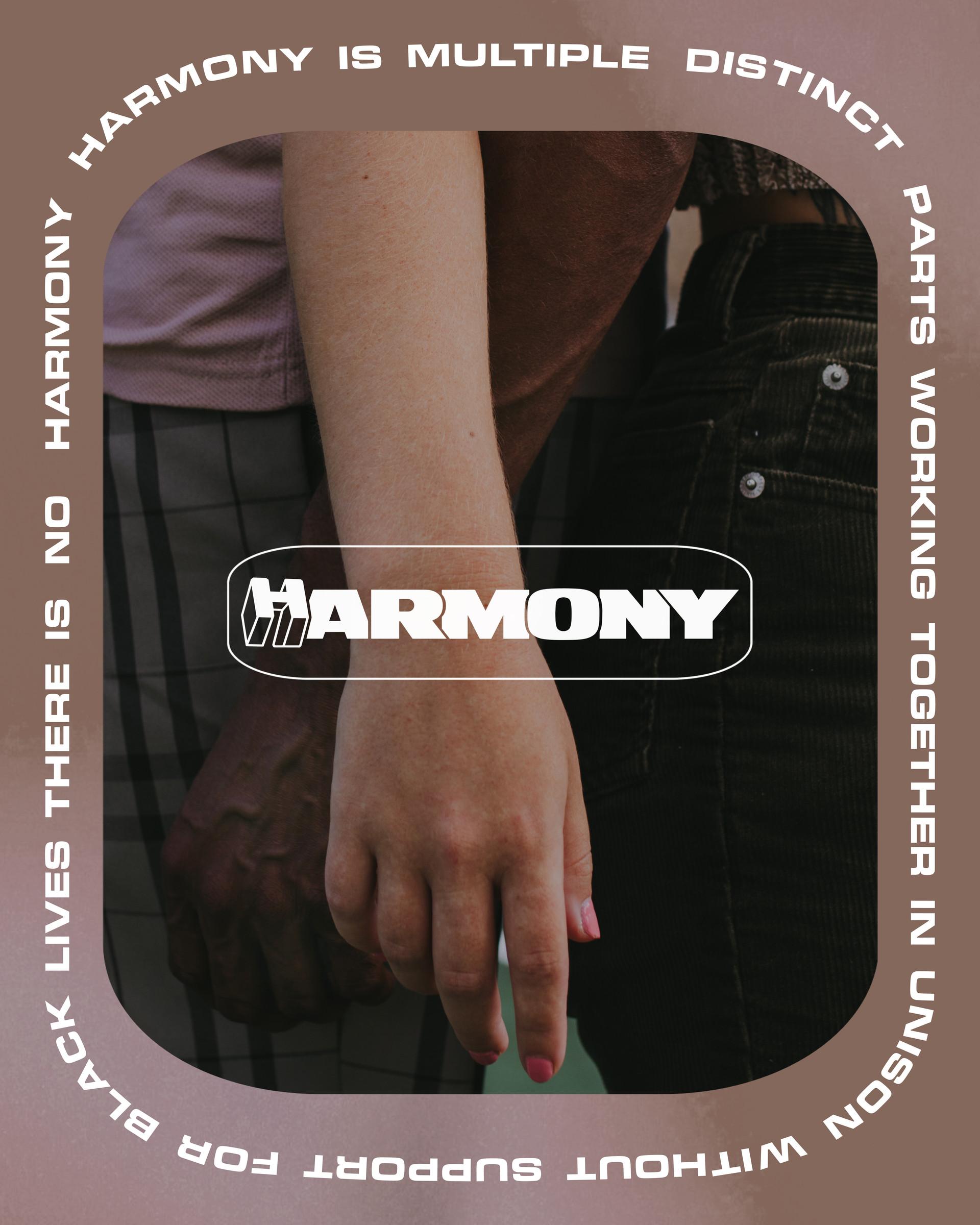 Harmony Poster 2