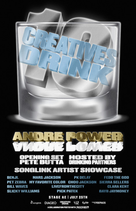 CREATIVES DRINK