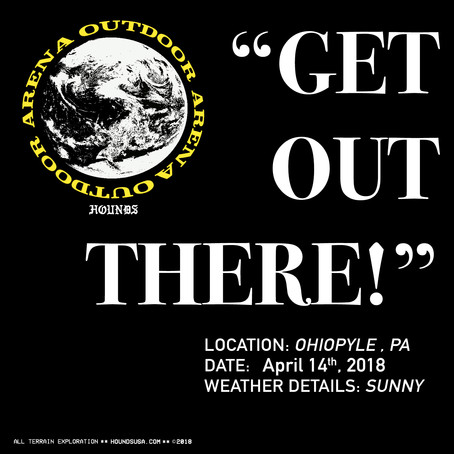 OUTDOOR ARENA: OHIOPYLE, PA