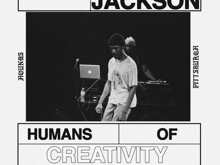 HUMANS OF CREATIVITY: MARS JACKSON