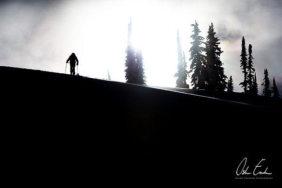 71- Drew Petersen, Sol Mountain 2