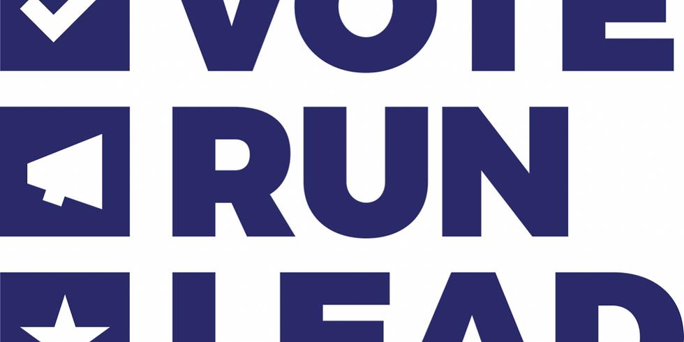 Vote Run Lead