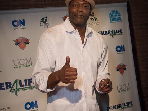NY Knicks - Larry Johnson