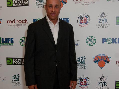 NY Knicks Legend - John Starks