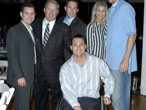 P4L Founders with Mike Sexton