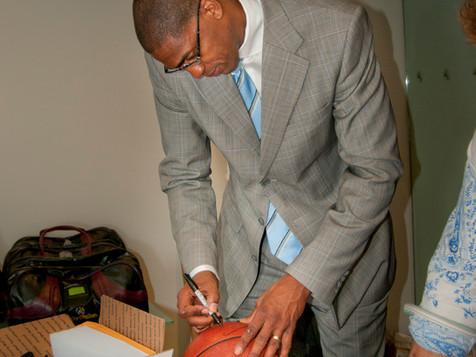 NY Knicks - Charles Smith