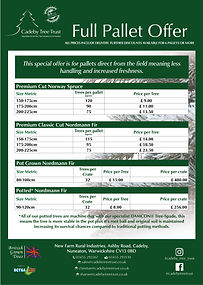 Cadeby Tree Trust 2019 Pallet Offer web