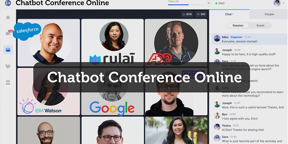 Chatbot Conference Online