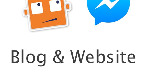 Blog & Website Chatbot