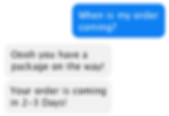 customer service chatbot