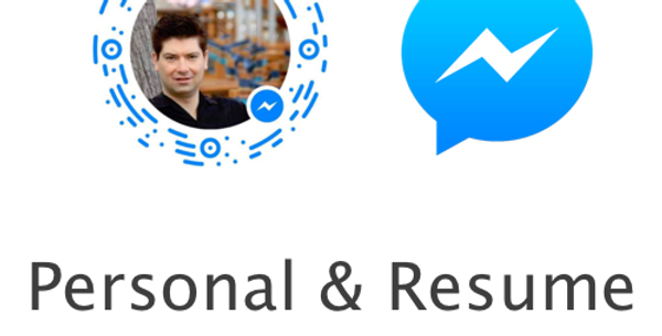 Personal & Resume Chatbot