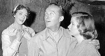 Nancy with Bing and Julie Andrews Gunsmoke