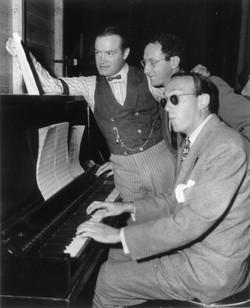 Bob Hope Piano