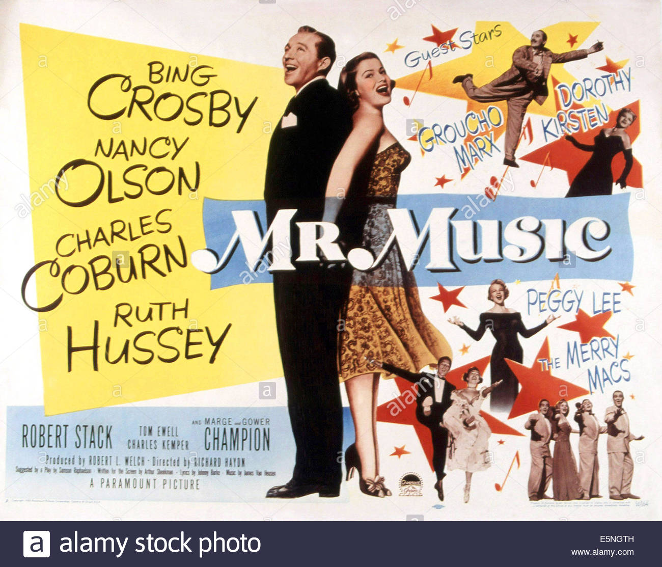 mr-music-bing-crosby-nancy-olson-1950-E5NGTH